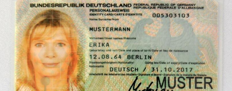 Personalausweis Fingerabdruck Pflicht Ab Wann